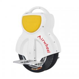 AirWheel Q1 Twin Wheel Self-Balancing Electric Unicycle 170W Waterproof White
