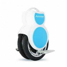 AirWheel Q6 Self-Balancing Electric Scooter 170Wh Maglev Motor Kickstand Blue