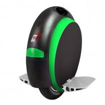 Crosswheel S500M Music Version Electric Unicycle 14 Inch Self-Balancing Scooter Black&Green