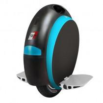 Crosswheel S500 14 Inch Self-Balancing Electric Unicycle 18KM/H USB Charging Black&Blue