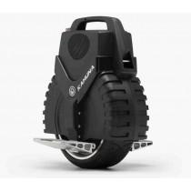 IPS KAHUNA K1S Self-Balancing Wide Tire Electric Unicycle 130WH Black