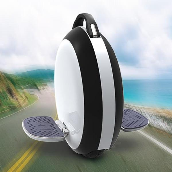 IPS Zero Self-Balancing Electric Unicycle 30km/h 14 Inch 130Wh Battery