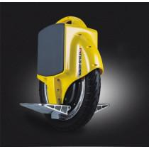 PinWheel T1 Electric Unicycle Self-Balancing Scooter 180WH Changeable Battery Yellow