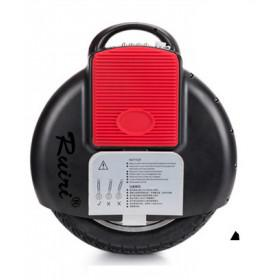 Ruiri Electric Unicycle 350WH Motor Power 40KM ICR 18650 Battery