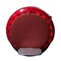 TG F5 172Wh Self-Balancing Electric Unicycle 14 Inch LED Light Bluetooth Red